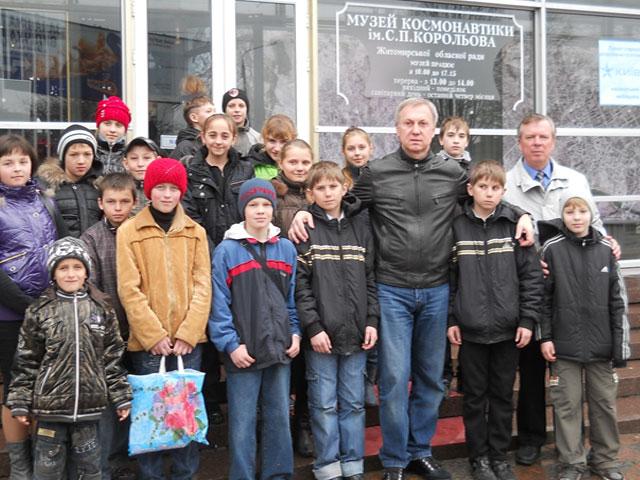 Віталій Журавський повертається у наш район