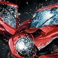 26-річний мешканець Радомишльського району потрапив у аварію