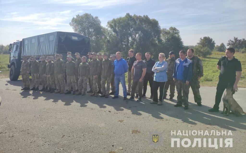У Радомишльському районі розшукали тіло чоловіка, якого шукали 10 днів